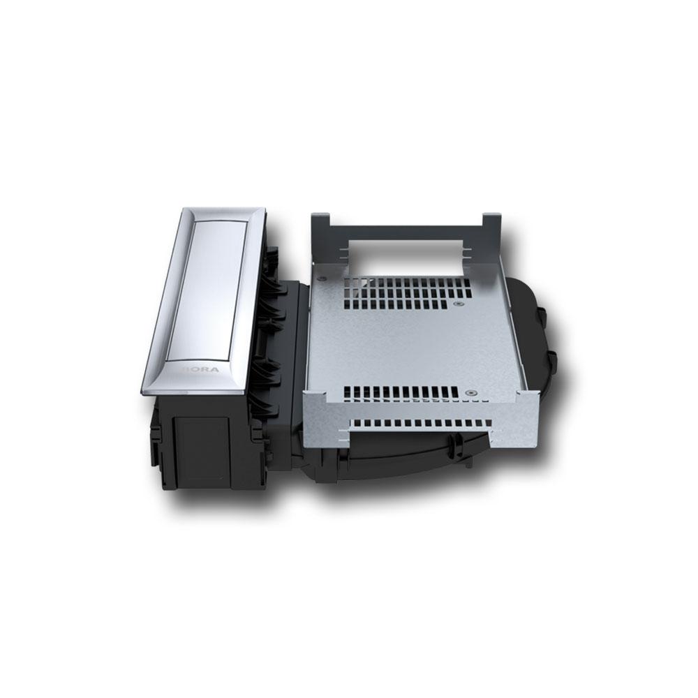 Bora pka aspiratore da tavolo dx o sx storeincasso for Bora elettrodomestici