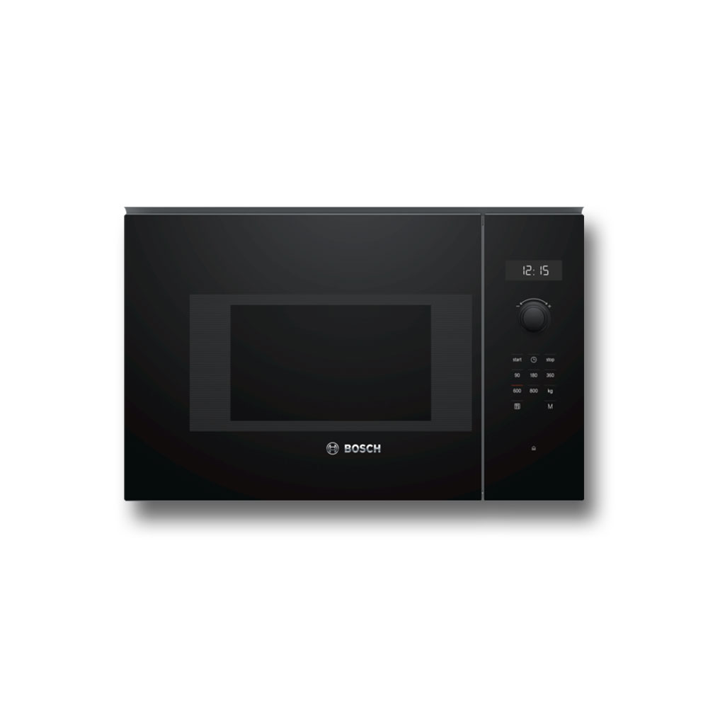 BOSCH BFL524MB0 Miroonde Senza Grill / Nero
