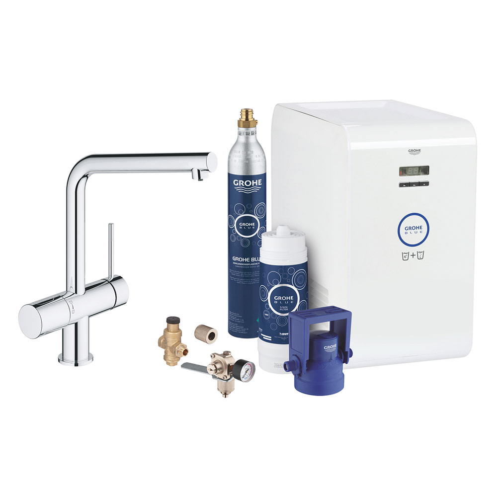 GROHE-Mix EROGATORE 31.347.DC2 / Super Steel