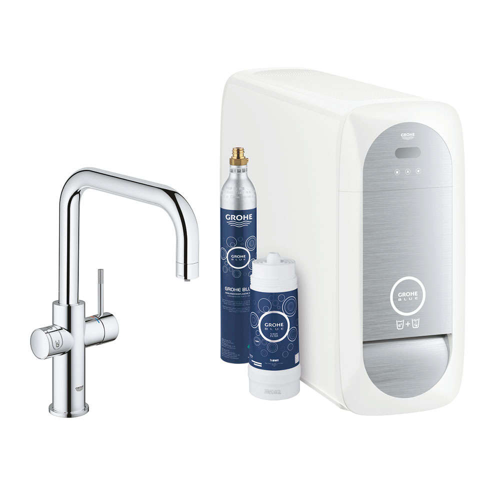 GROHE 31.456.001 Blue Home / Cromo