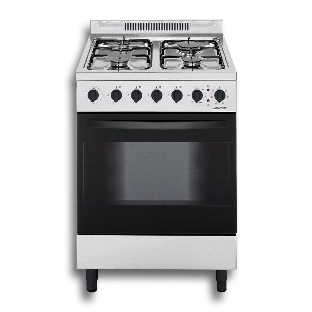 Jollynox 1ca60m7i cucina appoggio inox storeincasso - Piano appoggio cucina ...