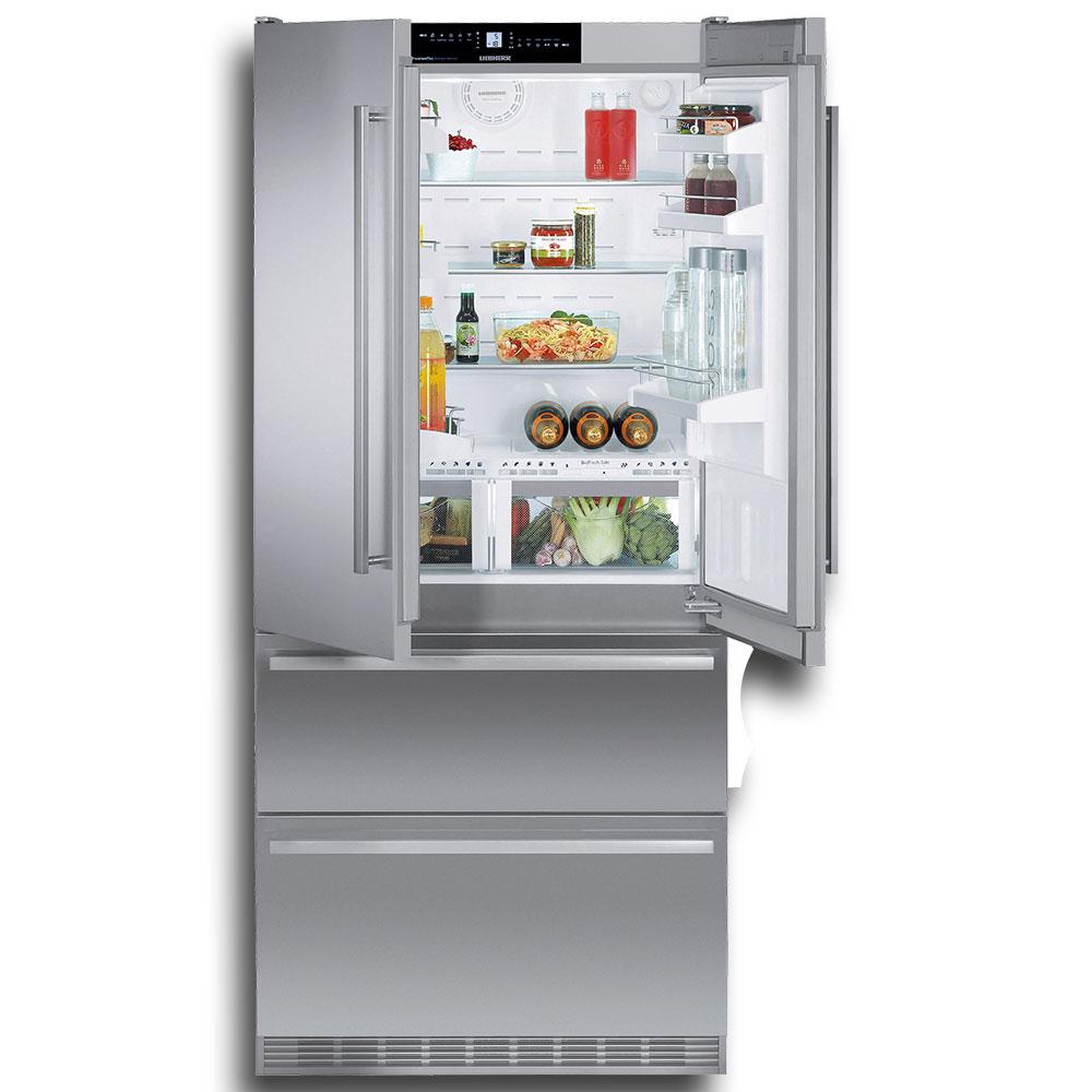 liebherr cbnes 6256 frigo combinato a inox storeincasso. Black Bedroom Furniture Sets. Home Design Ideas