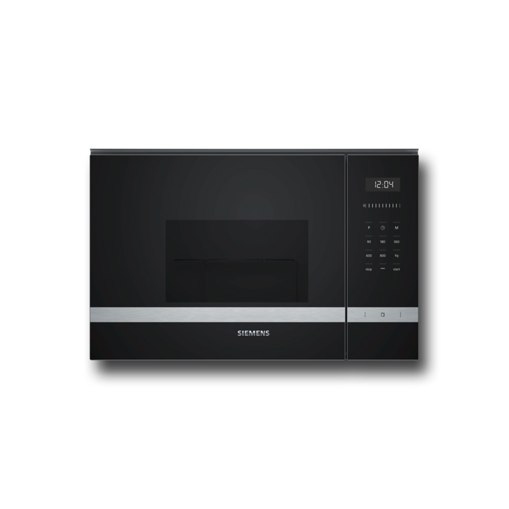 SIEMENS BE525LMS0 MicroOnde con Grill / Nero