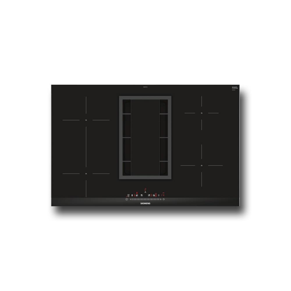 fascino dei costi accaparramento come merce rara moderno ed elegante nella moda SIEMENS ED875FS11E Induzione 80 con Cappa / Nero