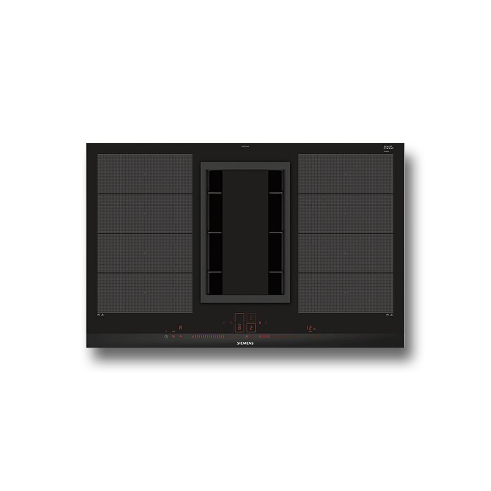 Siemens Ex875lx34e Induzione 80 Con Cappa Nero Storeincasso